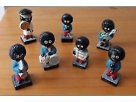 Robertsons Golden Shred Set Original Figures X 7