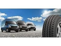 Birmingham's cheapest commercial tyres: Branded Van Tyres from £20 with fitting and balancing!