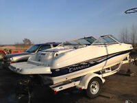 2006 Caravelle 187LS - Only 37 Hours
