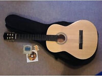 Elevation Acoustic Full Size Guitar, good condition