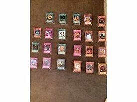 2500 yugioh cards