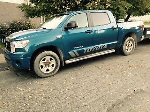Camionnette Toyota Tundra 4x4 2007 Crewmax