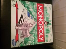 Monopoly classic edition, good condition, used 3 times