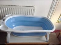 NEW Babyway Karibu foldable bathtub, suitable for travel
