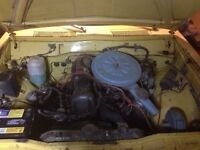 Datsun L20b 3 speed auto *engine/tranny only for sale*