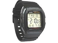 Casio large numeral watch - used