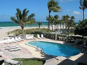 Oceanfront Condo Bord De Mer - Lauderdale By The Sea
