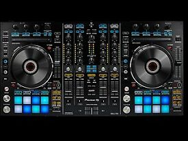 PIONEER DDJ RX digital dj controller