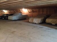 INDOOR STORAGE STILL AVAILABLE- LOW SEASONAL RATES