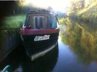 Rosie narrowboat