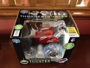 Thunder Tumbler Radio Control 360 degree Rally Car $18