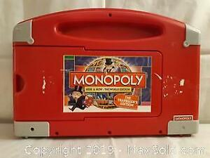 Monopoly Travelers Edition Electronic