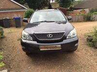 RX300 Top of Range Model only 84670 Miles