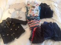 Baby boy 6-9 month used & good condition clothes bundle no.2 for sale £25 ONLY!