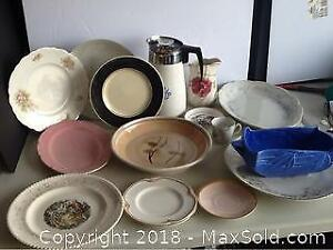 Vintage China And More