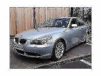 BMW E60 5 SERIES BREAKING FOR SPARES AND REPAIRS