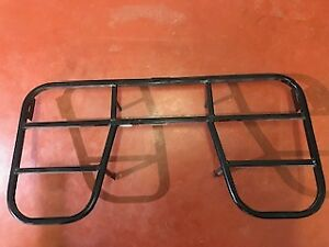 POLARIS 350/400 ATV FRONT STEEL RACK