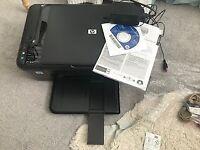HP Deskjet F2400 All in One Series
