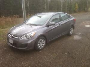 2015 Hyundai Accent GL Sedan