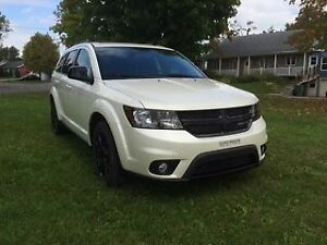 2015 Dodge Journey Blacktop 6 cyl., Bluetooth, écran 8.4 po