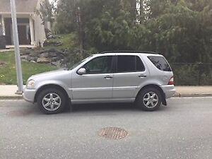 2002 ML 500 Benz