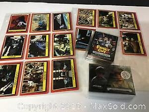 Lot of Star Wars card sets and singles