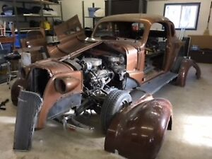 37 chev coupe