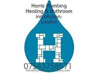 HARRIS plumbing, heating and building services