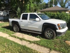 2009 Chevrolet Colorado 4X4 Pickup Truck 4 door