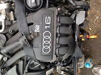 VW AUDI ENGINE BGU SUPPLY AND FIT