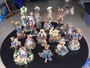 Boyds bear collectables