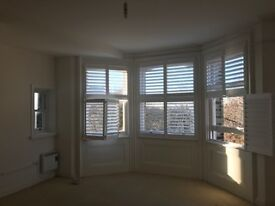 Large 1 bed flat central Hove , The Drive , Bay window £850p/m