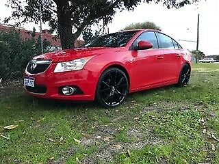 HOLDEN CRUZE 2012 Kenwick Gosnells Area Preview