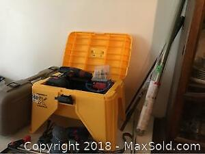 Tools And Folding Table C