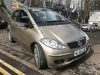 Mercedes A Class 2006 A150 1.5 Petrol Breaking / Spares