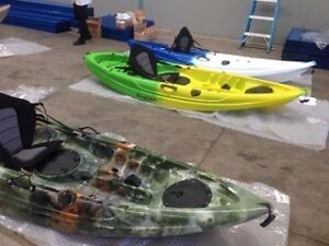 Kayak single brand new fishing package Shellharbour Shellharbour Area Preview