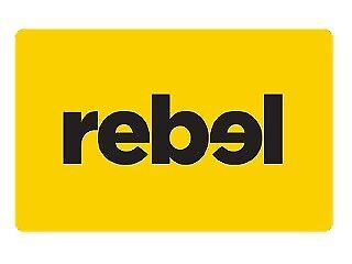 Rebel Gift Card $250