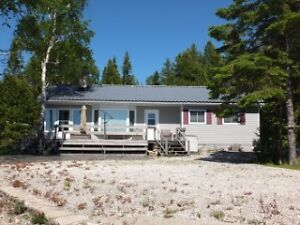Beautiful Lake Front Property in Tobermory