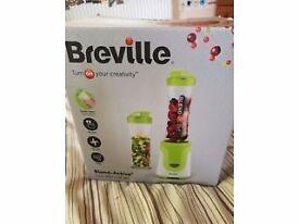 Breville smoothie maker and blender