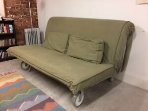 ikea sofa bed cover buy sell items tickets or tech in toronto gta kijiji classifieds. Black Bedroom Furniture Sets. Home Design Ideas