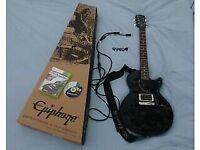 Epiphone Les Paul Guitar Bundle w/ Rocksmith