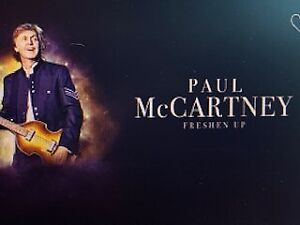 Paul MacCartney Vancouver July 6th Tickets