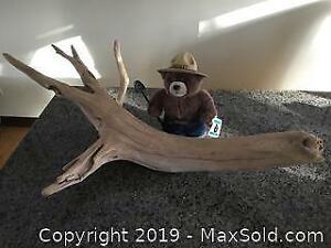 Driftwood, Smokey The Bear