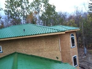 SALE on Metal roof