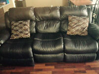 3 Seat, Reclining Couch (Looking for quick sale)