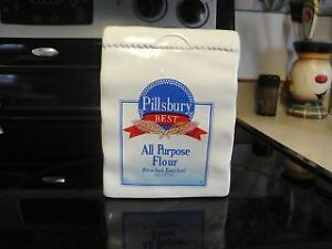 Vintage Pillsbury Flour Bag Napkin Holder