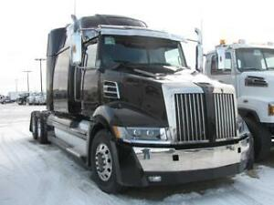 NEW WESTERN STAR 5700 HIGHWAY TRACTOR