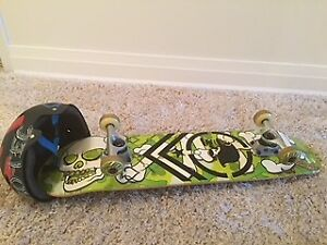 $70, Mint Condition Skateboard, And Helmet