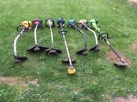 7 strimmers