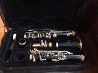 SMS Academy B flat clarinet, ideal for beginner